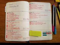 Bullet Journaling for Law Students | Law School Toolbox | Bloglovin'