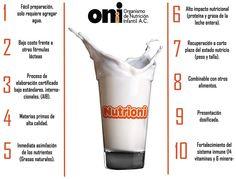 Beneficios de #nutrioni   http://oni.org.mx/como-trabajamos