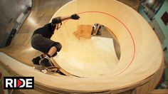 Tony Hawk Skates First Downward Spiral Loop: A behind the scenes look at the idea, the build and the stunt. We talked with Tony about an idea of creating a H...