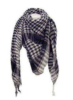 H-vuality-C Ladies Scarves Soir/ée /él/égante avec /écharpe(Black)