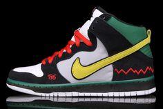 0b38c98bf21 Nike SB McRad Dunk 1 Nike Shoes