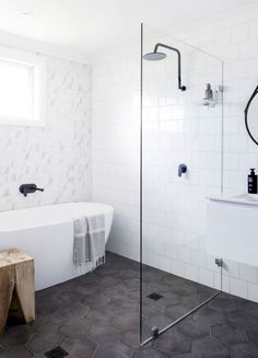 Strategy, formulas, including guide when it comes to acquiring the ideal end result and also creating the max usage of Easy Diy Bathroom Remodel Dressing Room Design, Diy Bathroom, Small Bathroom, Modern Bathroom, Bathroom Renovation, Bathroom Decor, Wall Mount Faucet Bathroom, Bathrooms Remodel, Bathroom Renovations