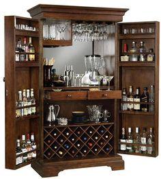Sonoma Wine & Bar Cabinet by Howard Miller