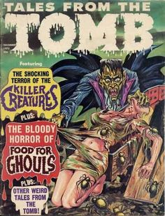 Tales from the Tomb #2.6 - Killer Creatures (Issue)