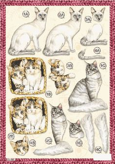 Navy At Your Service Craft UK A4 Die Cut Decoupage Sheet Line 726