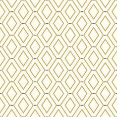 York-Waverley-Classic-Diamond-Duo-Harlequin-Geometric-White-and-Gold-Wallpaper
