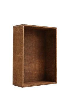 a4 shadow box VINTAGE