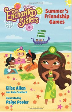 "#Giveaway: Win the Book ""Enchanted Sisters: Summer's Friendship Games"" (Ends 6/5) #EnchantedSisters"