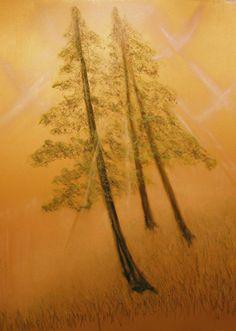 Prophetic Artwork - Manna Art