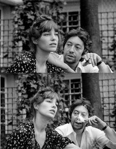 Jane Birkin & Serge Gainsbourg