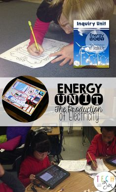 Teach your students about renewable and nonrenewable energy sources using activities, videos, and technology. This integrated unit hits almost all subject areas. There is even a Neared presentation as part of the unit! $