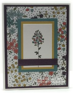 Thinking About Wildflowers by FireFly61 - Cards and Paper Crafts at Splitcoaststampers