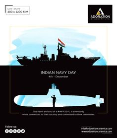 Social Media Poster, Social Media Design, Armed Forces Flag Day, Indian Navy Day, Independence Day Wishes, Navy Logo, National Days, Indian Festivals, Creative Posters