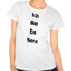 e42e4967d Funny Nerd T-Shirts - T-Shirt Design & Printing | Zazzle. Nerd TshirtsMom  ShirtsSoccer ...