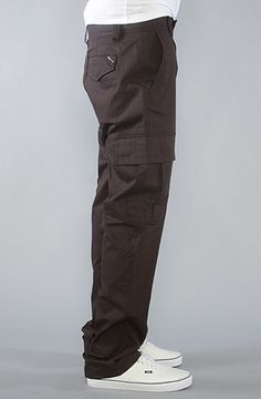 Jae LRG Core Collection The Core Collection True Straight Cargo Pants in Black : Karmaloop.com - Global Concrete Culture