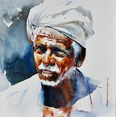 Watercolour Paintings By Rajkumar sthabathy ( Part - I) on Behance