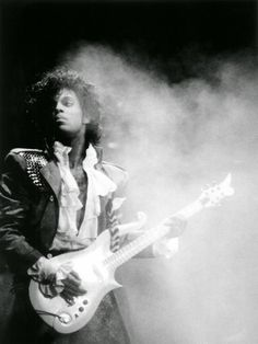 Prince Limited Edition on Canvas by Richard E. Aaron
