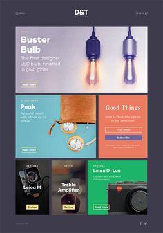 デザイナーが今年参考にしたい、Web&モバイルの無料UIデザイン30個まとめ