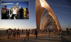 FBI agents admit to spying on the Burning Man festival