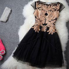 ShopCourtneyP - Cabeauty Dress