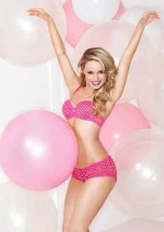 af149372f2569 Boux Avenue new range of bra modeled by Ola from Strictly come Dancing  )  www