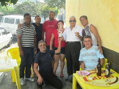 Aniversário de 80 anos de Seu Fernando, Bar Redondo, Vila Santa Isabel, São Paulo. Foto: Rogério de Moura