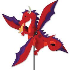 19 in. WhirliGig - Dragon