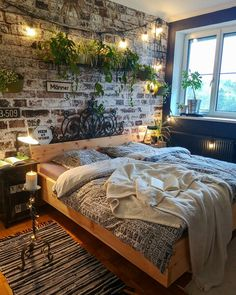 It is important to decorate your houses with the latest bohmeian style home deco. - It is important to decorate your houses with the latest bohmeian style home decor ideas. Bedroom Bed, Bedroom Decor, Bedroom Lighting, Bedroom Ideas, Bedrooms, Garden Bedroom, Bedroom Designs, Home Design, Interior Design