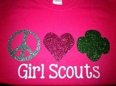 Girl Scout Troop Shirt