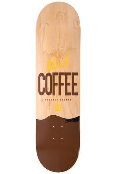 "SK8DLX Coffee Series 8.125"" Deck"