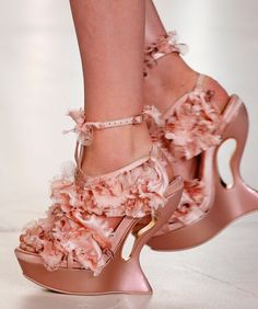 Awesome Pink Heels!