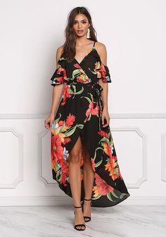 e2d9a52dd53 11 Best Black cold shoulder top outfit images