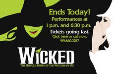 DPAC Official Site :: WICKED