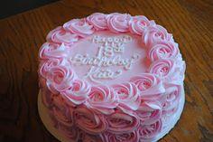 Cake Appeal: Birthday Cake