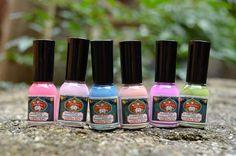 創業260年の老舗絵具屋が生み出した、爪に優しいネイルカラー