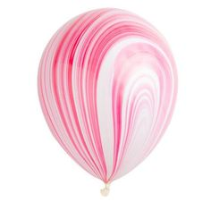 We are in LOVE with these - seriously the classiest balloons around!  These are not a printed design - each balloon has a unique and natural-looking marbled pattern!  Come as a pack of five and are perfect for everything from kids parties to weddings and bridal showers.    Little Boo-Teek - Qualatex Balloons | Red Marble Balloons Online | Party Shop