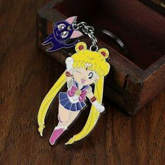 Find many great new & used options and get the best deals for Sailor Moon figure keychain at the best online prices at eBay! Free shipping for many products!