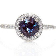 omg. in love with this alexandrite ring! my birthstone <3