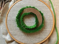 Today I am going to show you how to stitch a plushwork wreath for the holidays!   For best results - I highly suggest tapestry wool.   This...