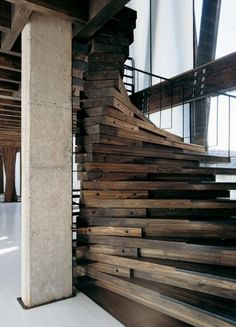 manly staircase