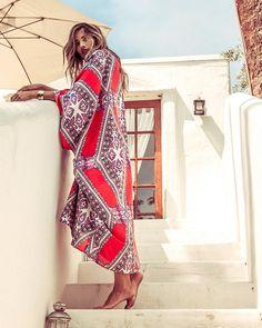 Cyprus Kimono - YFB On The Road