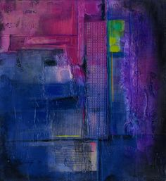 "Saatchi Online Artist: Kathy Morton Stanion; Mixed Media 2013 Painting ""Transitions"""