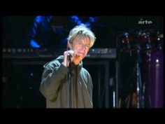 David Bowie - Live - Heroes- at Hurricane Festival (2004)-720.mpg  Yes, I was there and i saw David … It's like a miracle