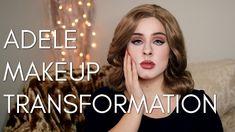 ADELE MAKEUP TRANSFORMATION