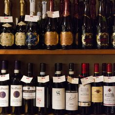 Wine bar visits on tour with Curious Appetite