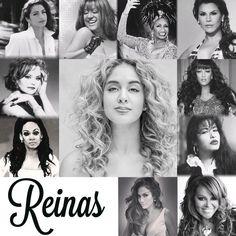 """Reinas"" by Karen Rodriguez was added to my Seleccionada(s) playlist on Spotify"