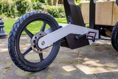 Cargonaut – das SUV unter den E-Cargobikes - Pedelecs und E-Bikes