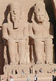 Vacanze in Egitto, Tempio di Abu Simbel http://www.italiano.maydoumtravel.com/Offerte-viaggi-Egitto/4/1/22