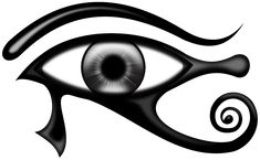 Eye of Horus - Clipart - Large