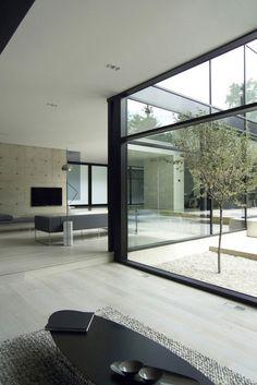 would love a  courtyard type setting. ak